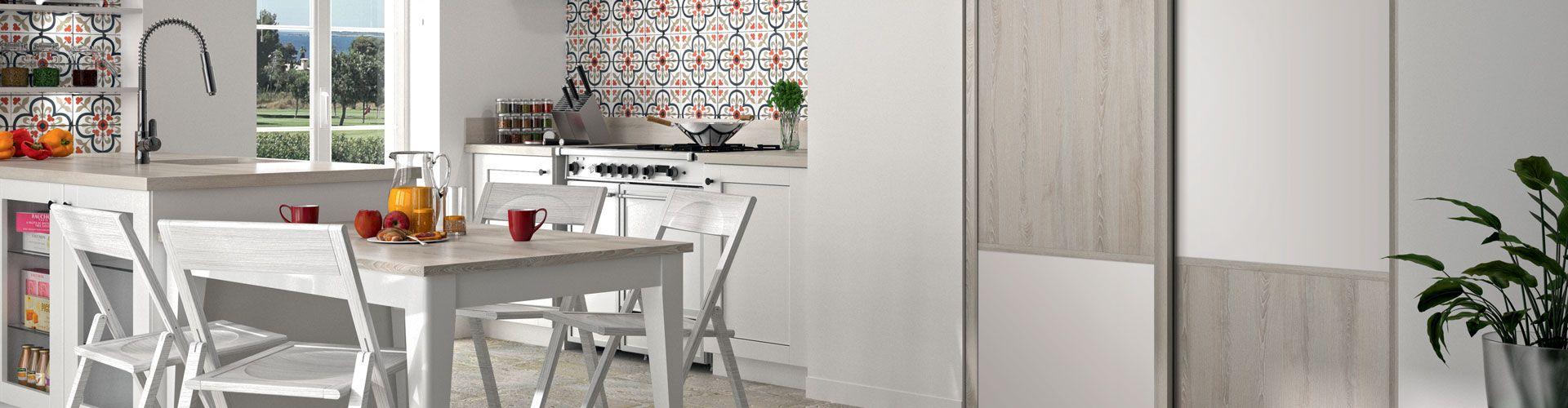fa ades de placard authentique kazed. Black Bedroom Furniture Sets. Home Design Ideas